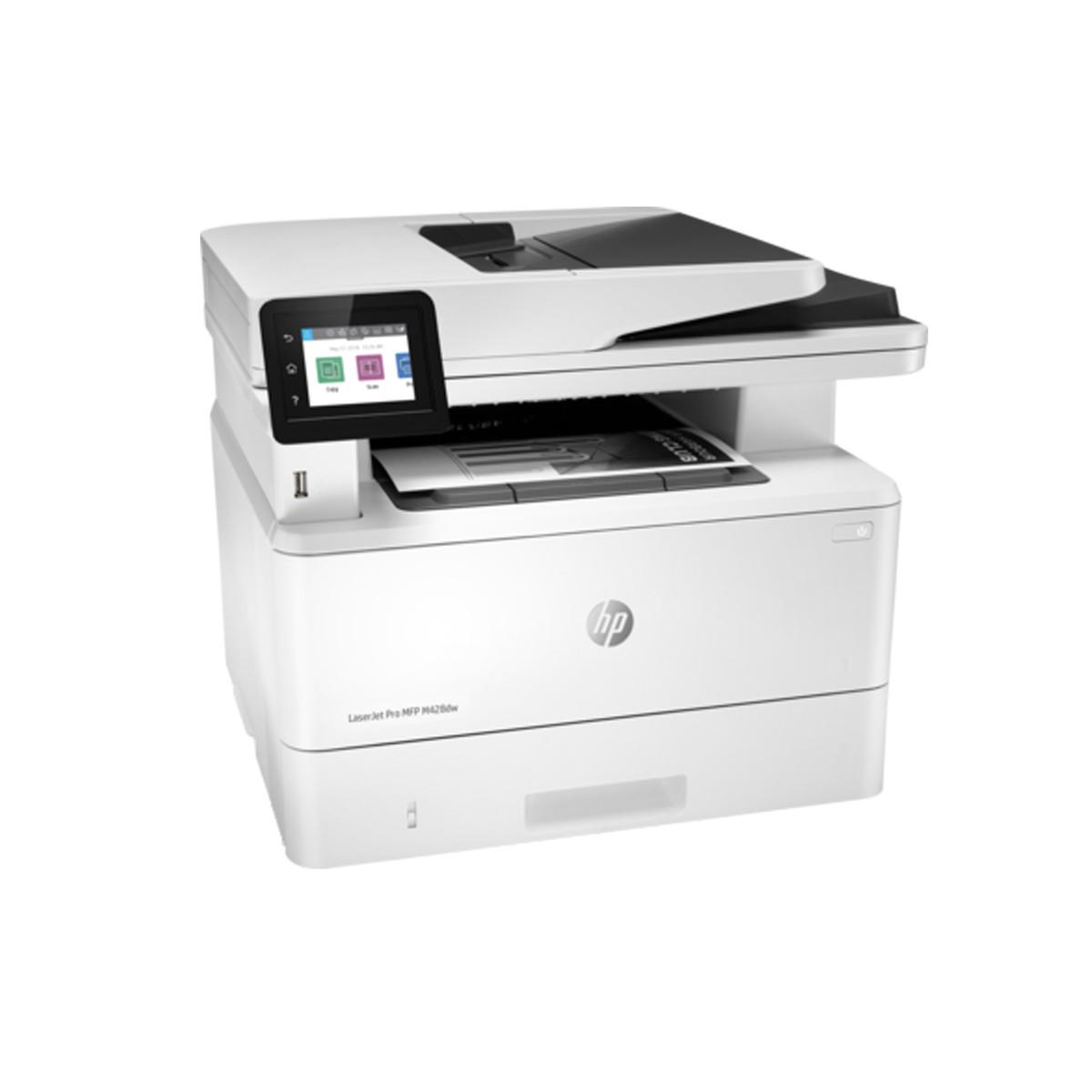 Impressora HP LaserJet Pro M428DW W1A28A | Multifuncional com Wireless