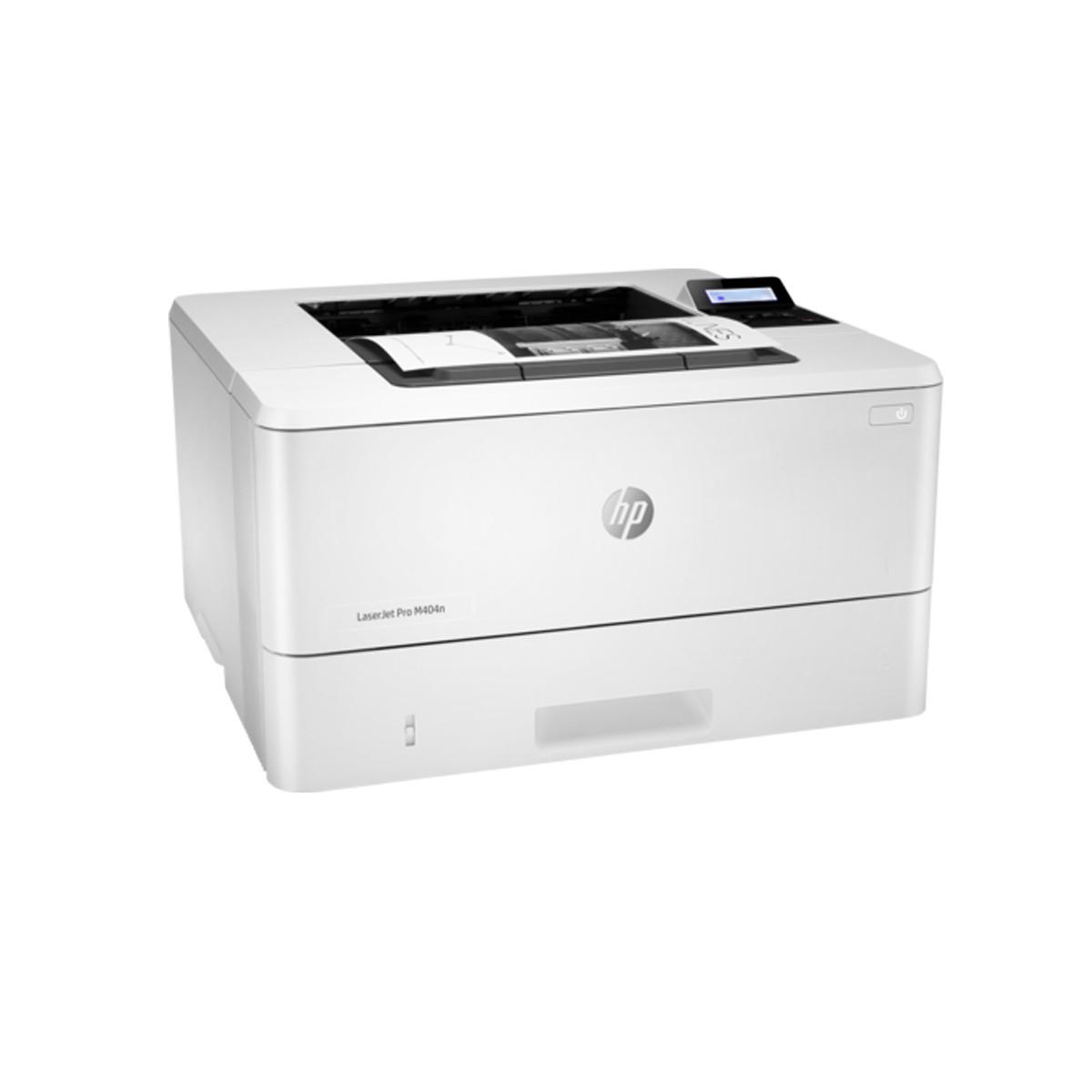 Impressora HP LaserJet Pro M404N W1A52A com Conexão USB