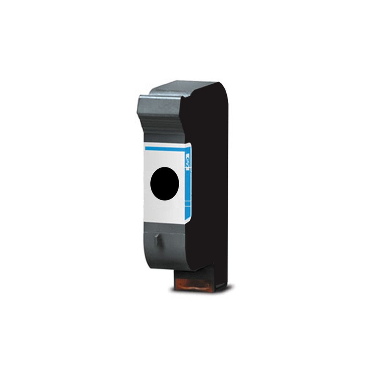Cartucho de Tinta Compatível com HP 15 C6615NL Preto | Deskjet 710C PSC-500 Deskjet 810C | 38ml