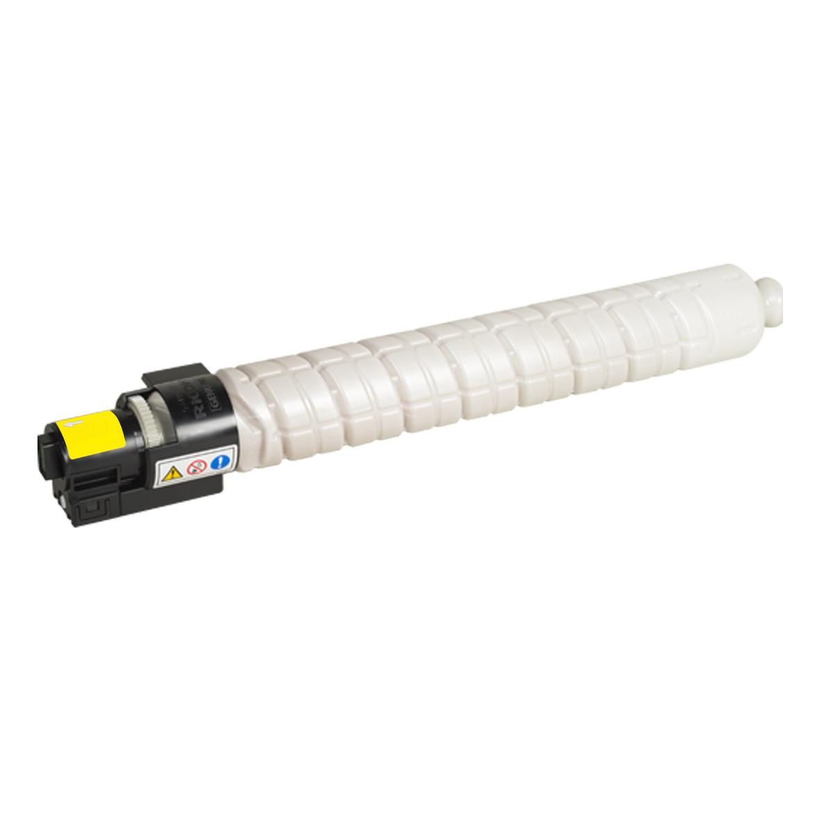Toner Compatível com Ricoh 842308 Amarelo | MPC2000 MPC2500 MPC3000 | Zeus 10.5k