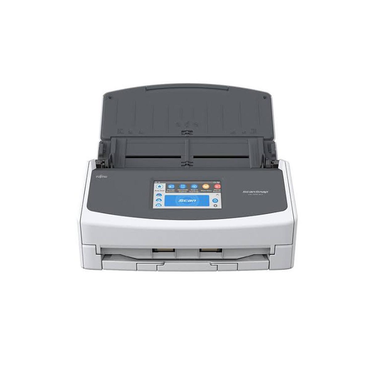 Scanner Fujitsu ScanSnap iX1500 iX-1500 | Conexão USB Até Tamanho A3 ADF para 50 Folhas