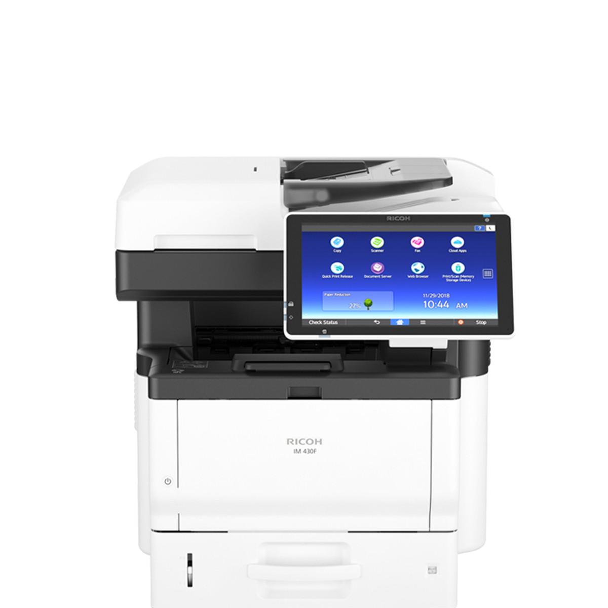 Impressora Ricoh IM 430F | Multifuncional Laser Monocromática