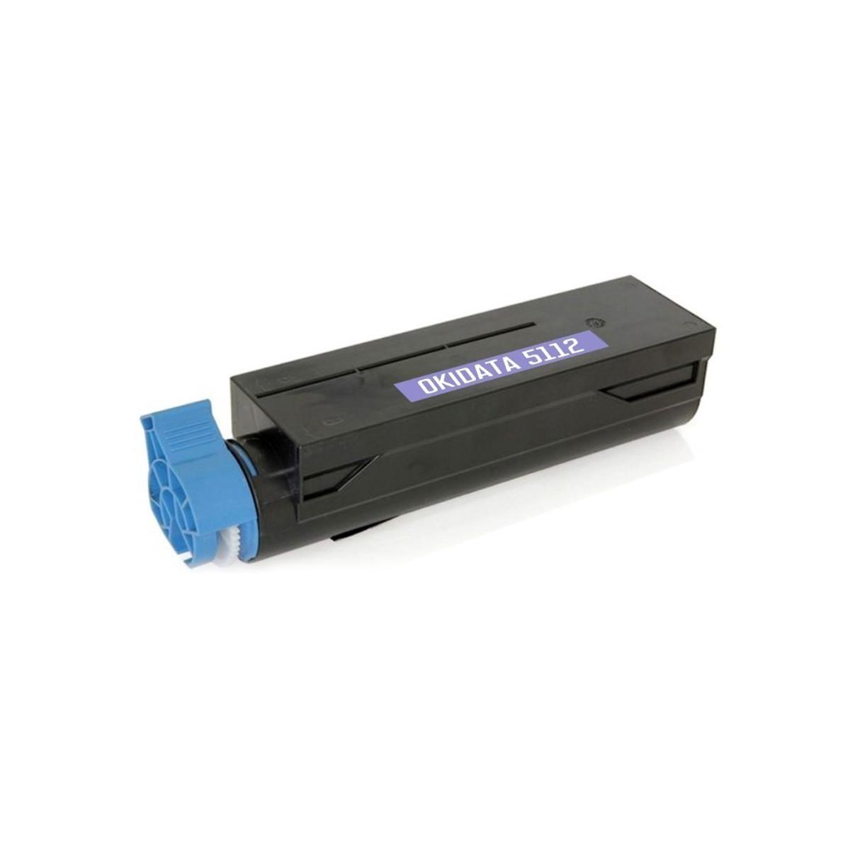 Toner Compatível com Okidata ES-4172 ES-5112 ES-5162 | 45807129 45807115 | Katun Select 12k