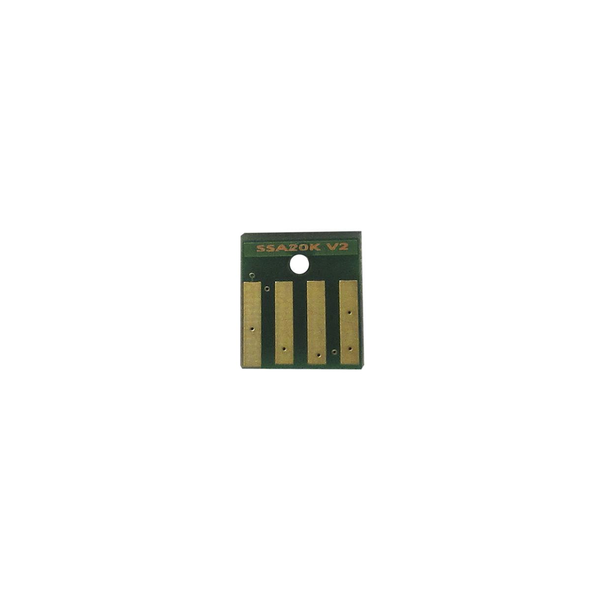 Chip Lexmark 50F4U00 504U | MS610DN MS610DE MS610 MS510DN MX610 MX510 | 20.000 páginas