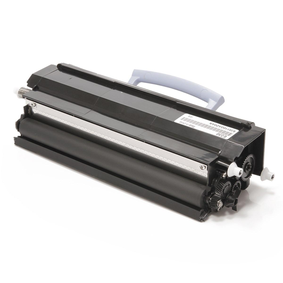 Toner Compatível com Lexmark E230 E232 E234 E240 E330 E340 E342 E332 24018SL | Importado 6k