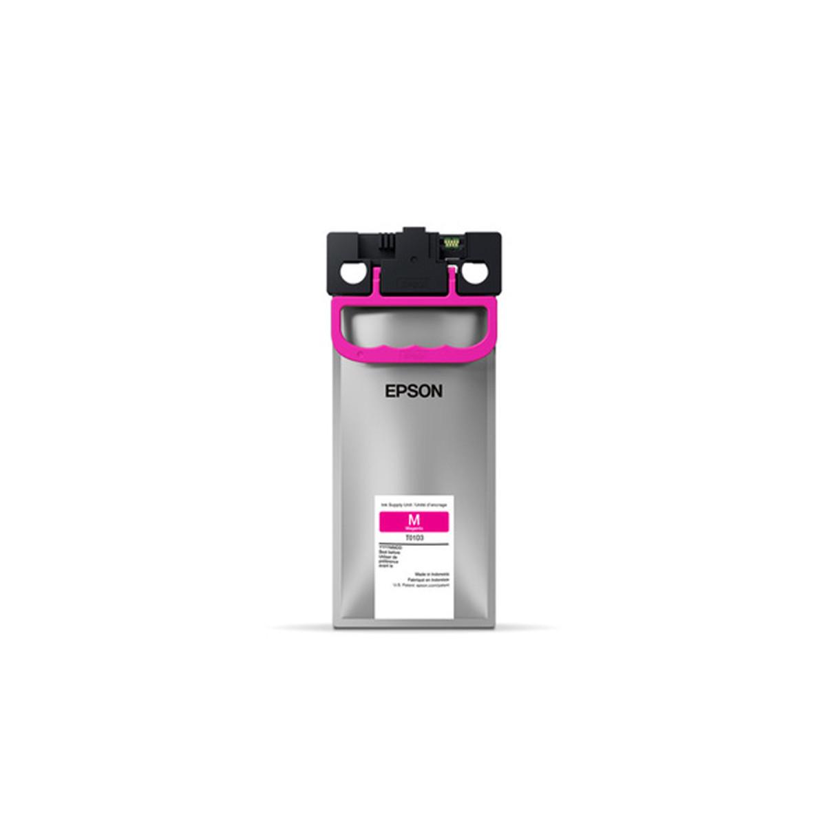 Tinta Epson T01D320 T01D Magenta | Workforce WF-C579R | Original