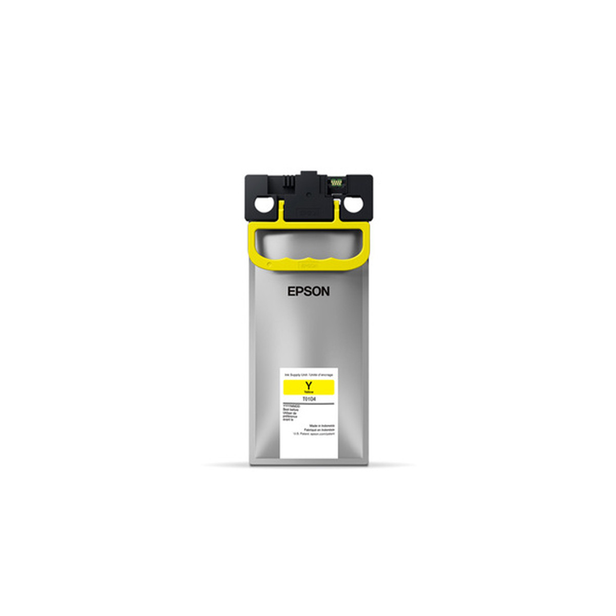 Tinta Epson T01D420 T01D Amarelo   Workforce WF-C579R   Original