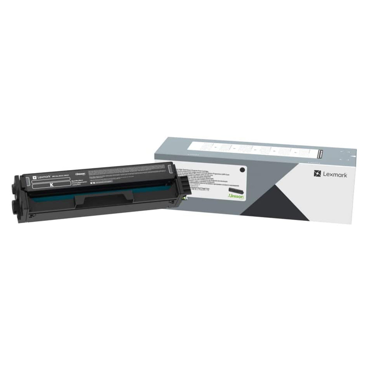 Toner Lexmark C320010 C3200 C3240K0 Preto   MC3224ADWE MC3224 C3224DW C3224   Original 1.5k
