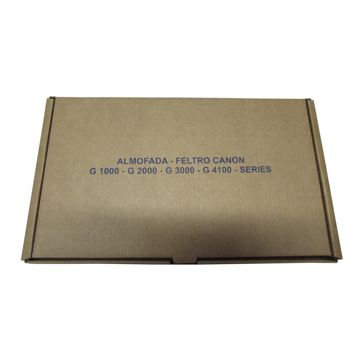 Almofada de Tinta para Canon G1000 G2000 G3000 G4100 | Compatível