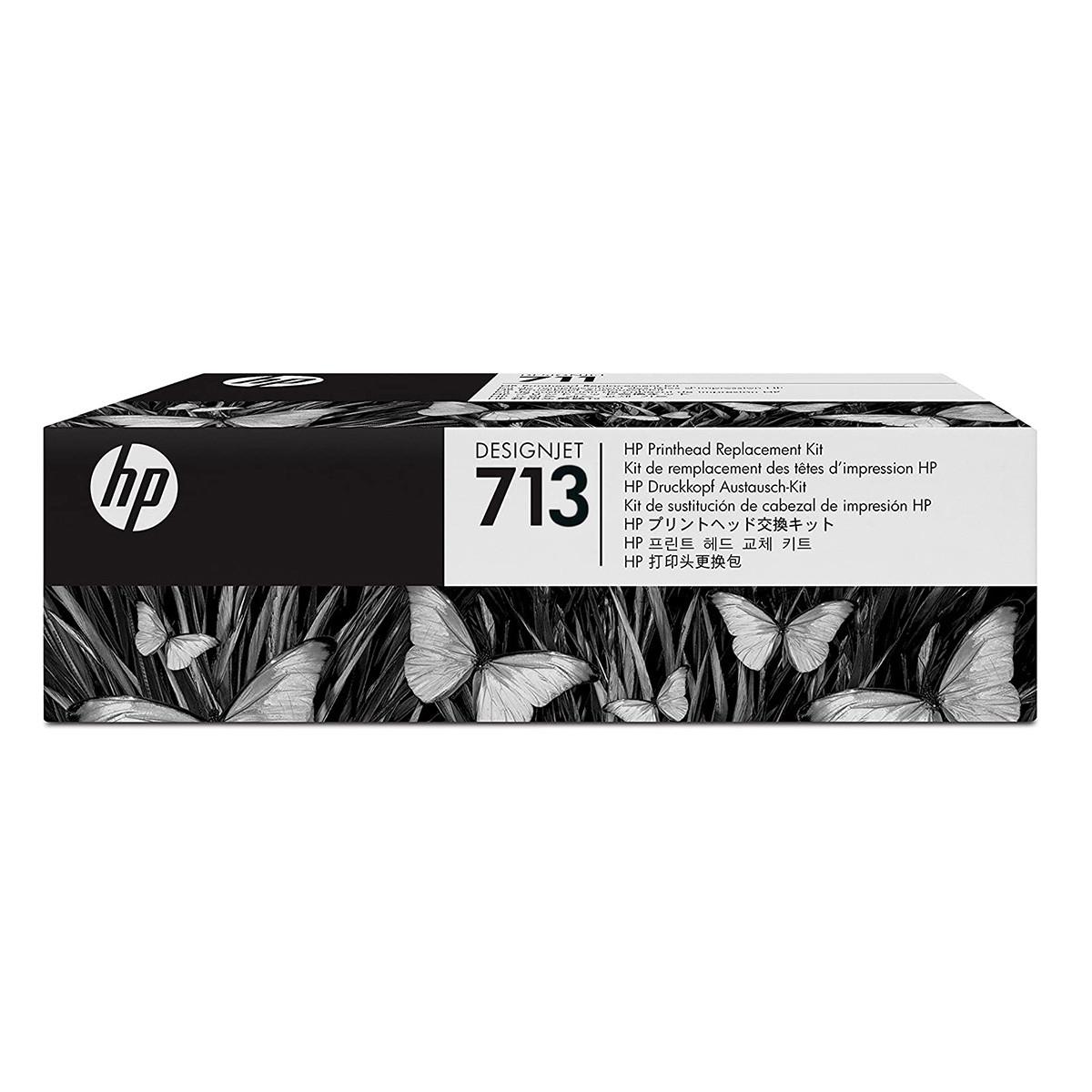 Kit de Substituição de Cabeça de Impressão HP 713 | 3ED58A | Original