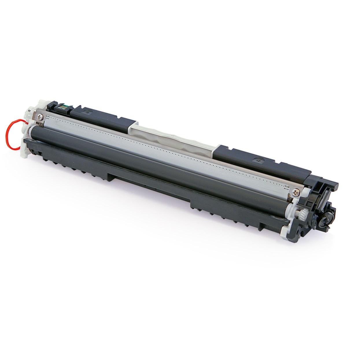 Toner Compatível HP CE310A Universal 310A 126A Preto | CP1020 CP1020WN CP1025 M175A | Premium 1.2k