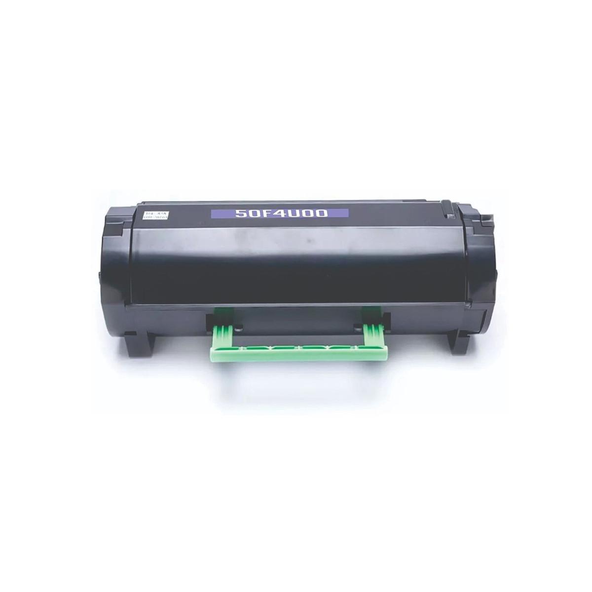 Toner Compatível com Lexmark 504U 50FBU00 | MS610 MS610DE MS610DN 610DE 610DN | Importado 20k