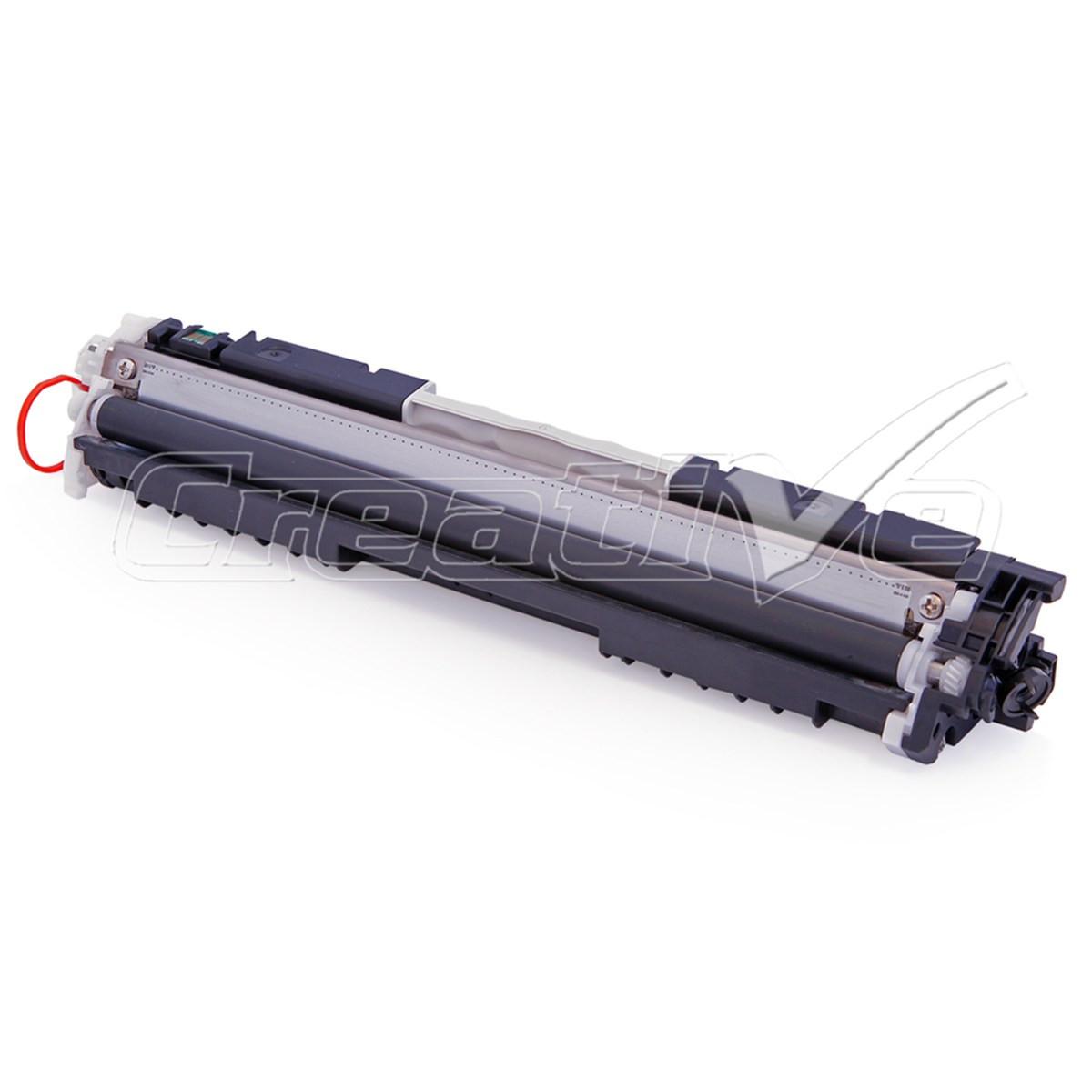 Toner Compatível com HP CE313A Universal CE313AB 126A Magenta | CP1020 1025 M175 M175A | Premium 1k