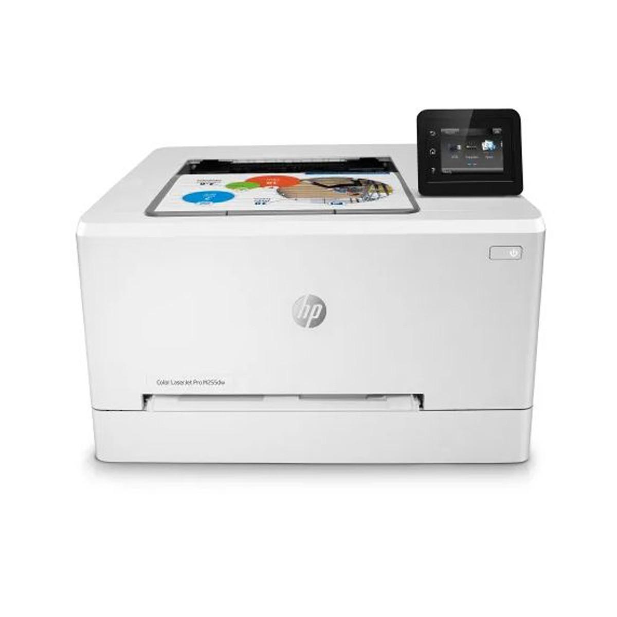 Impressora HP LaserJet Pro M255DW 7KW64A Laser Color com Wireless e Duplex