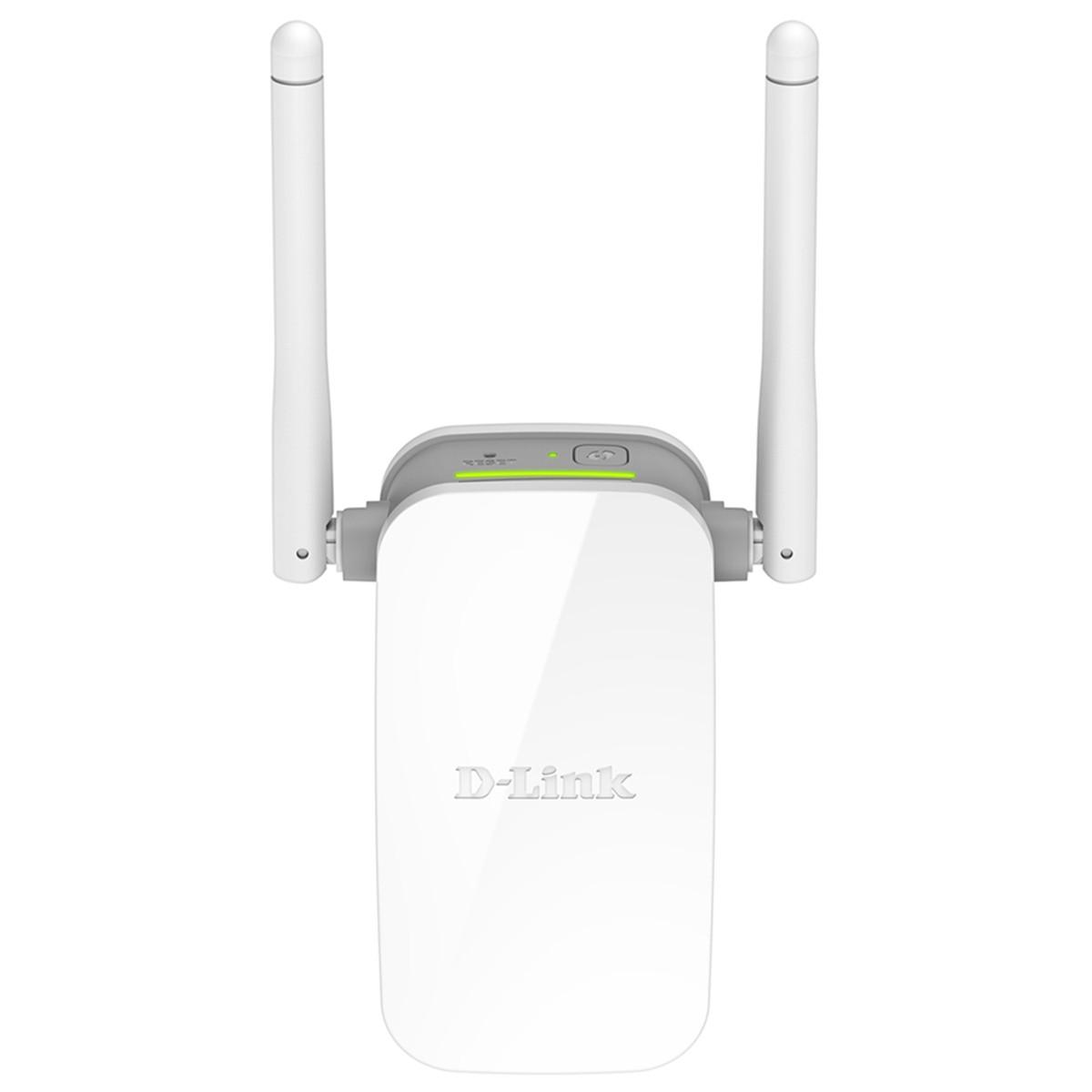 Repetidor de Wireless D-Link DAP-1325 N300 300Mbps com 02 Antenas Externas