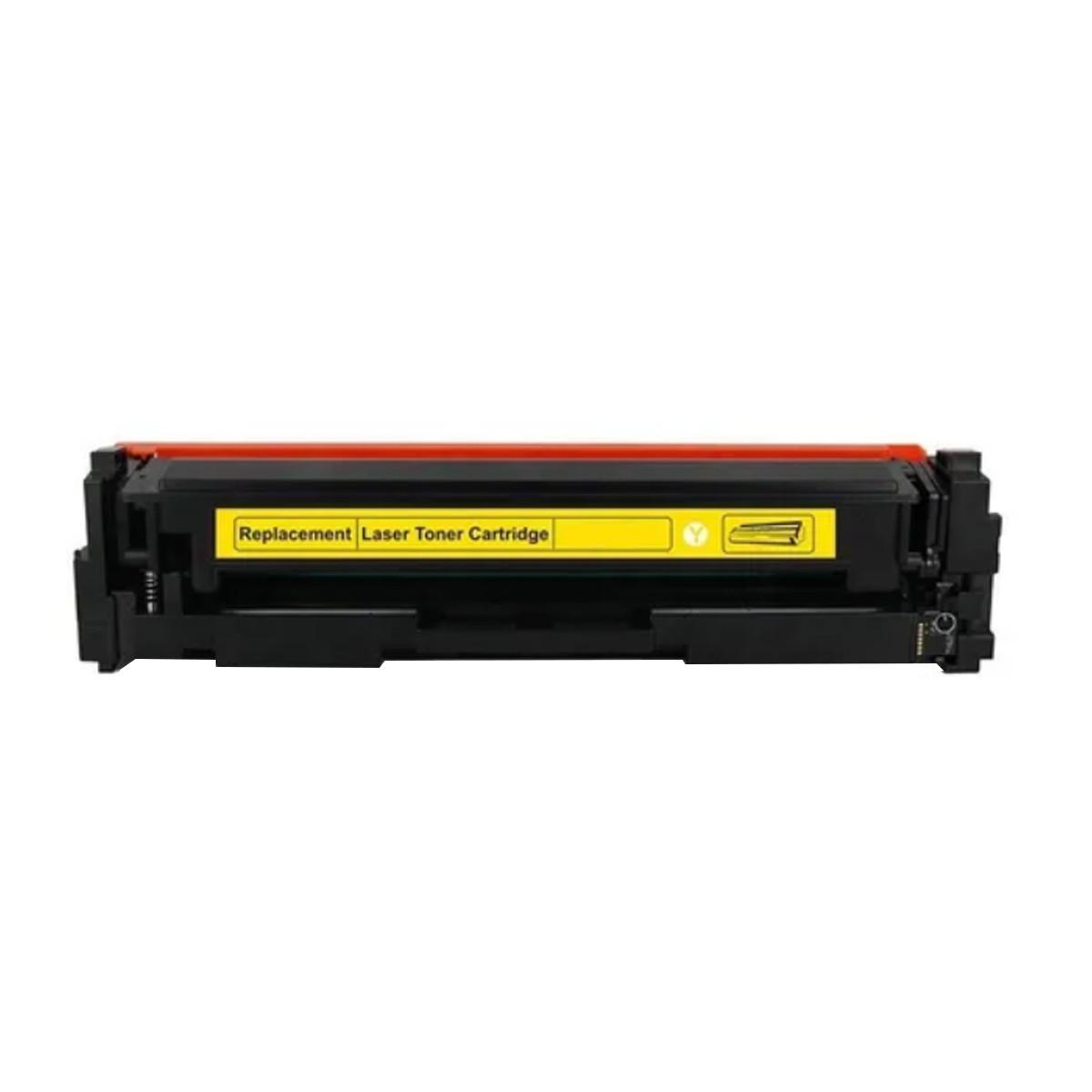 Toner Compatível com HP W2022A 414A Amarelo | M454DW M454DN M479FDW M479DW M479FDN | SEM CHIP | 2.1k