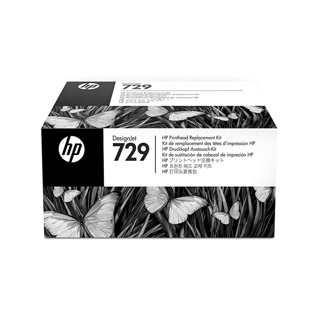 Cabeça de Impressão HP 729 F9J81A   T830 T730   Original