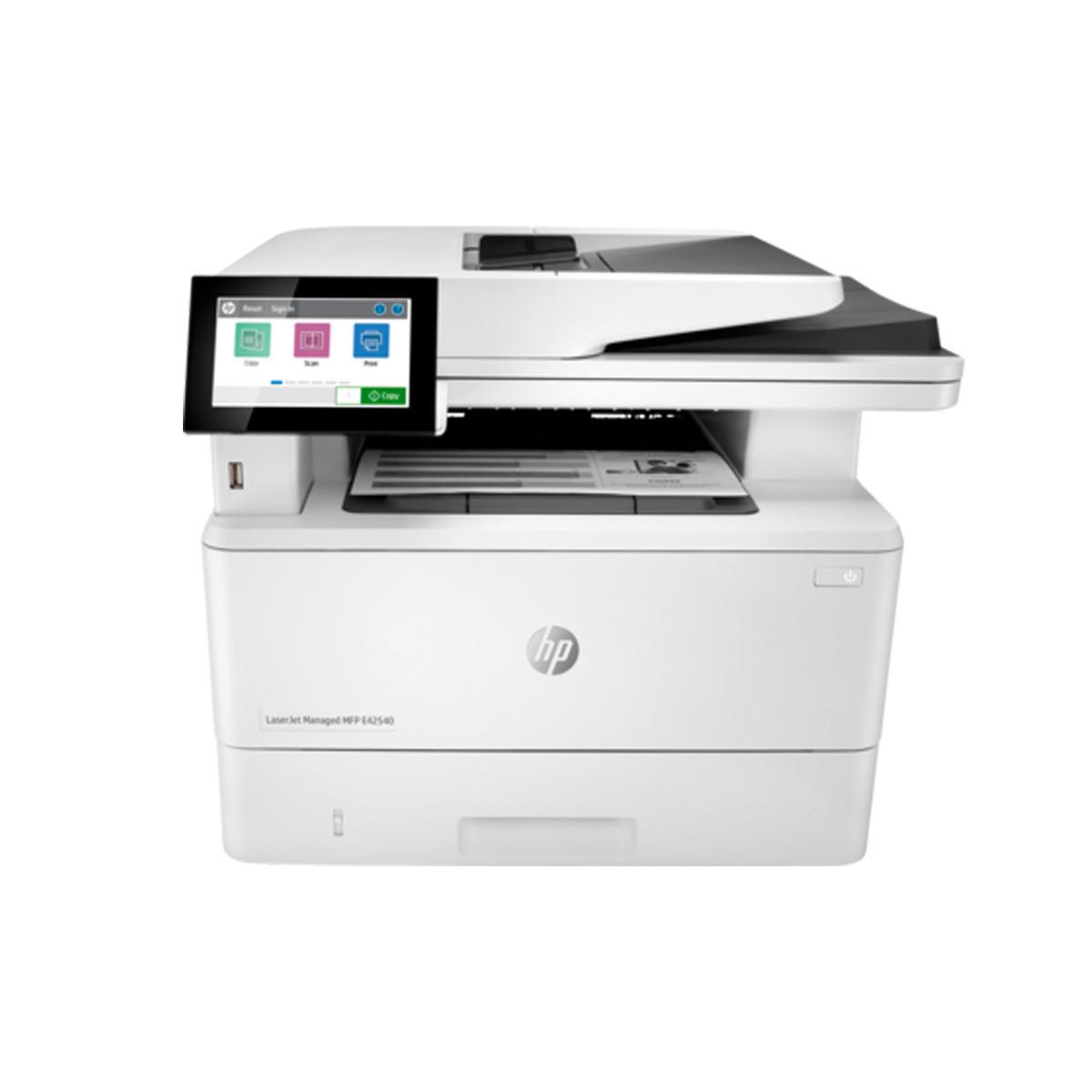 Impressora HP LaserJet Managed E42540f 3PZ75A | Multifuncional com USB e Duplex