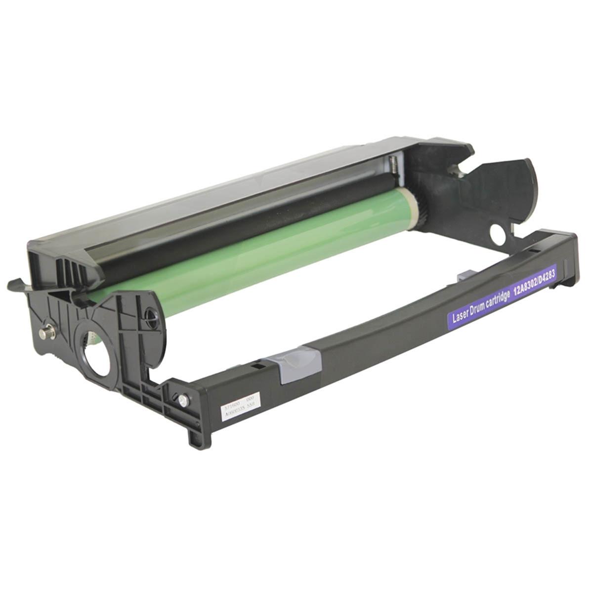 Cartucho de Cilindro Lexmark E230 E240 E330 E340 | 12A8302 | Compatível Importado