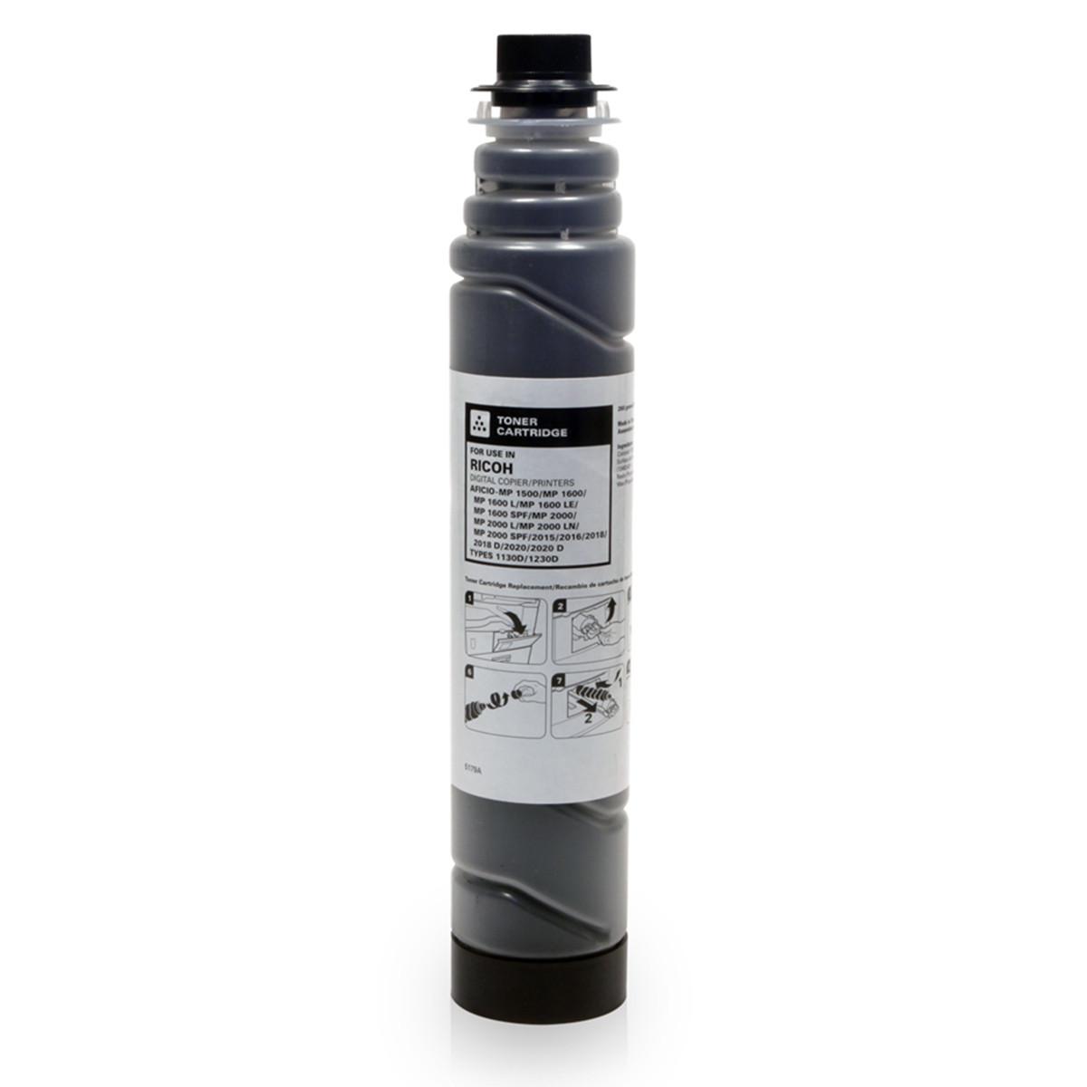 Toner Ricoh Aficio 1130D | 2000 2018 2020D 2015 2018D 2016 2020 MP1500 MP1600 | Katun Performance