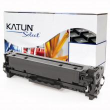 Toner Compatível HP CC531A 304A Ciano | CM2320N CM2320NF CP2020 CP2025 CM2320FXI | Katun Select 2.8k