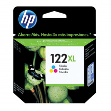 Cartucho de Tinta HP 122XL 122 CH564HB Colorido | Original 7,5ml