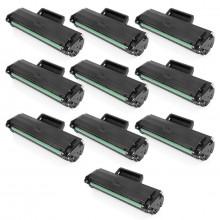 Kit 10 Toner Compatível com Samsung MLT-D104S ML1665 ML1660 ML1860 SCX3200 SCX3217 SCX3205 | 1.5k
