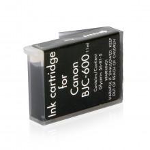 Cartucho de Tinta Compatível com Canon BJI-201BK BJI-201 Preto | 7ml