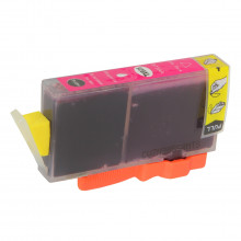 Cartucho de Tinta Compatível com HP 920XL 920 CD973AL Magenta   E709 Officejet 6500 6000 13ml