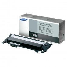 Toner Samsung CLT-K406S Preto | CLP365W CLP365 C460W C460FW C410W CLP360 CLX3305 | Original 1.5k