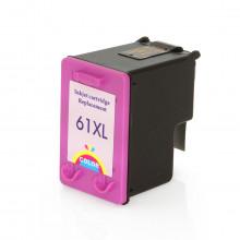 Cartucho de Tinta Compatível com HP 61XL 61 Colorido | Deskjet 2000 Deskjet 1000 Deskjet 3000 13ml