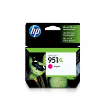 Cartucho de Tinta HP 951XL 951 Magenta CN047AL | 8610 8620 8100 8600 Plus 8630 | Original 17ml