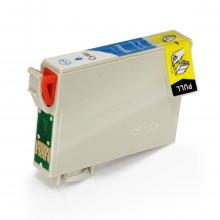 Cartucho de Tinta Compatível com Epson T140220 T140 Ciano | TX620FWD | TX560WD | T42WD | 15,8ml
