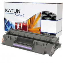 Toner Compatível com HP CE505A CE505AB | P2035 2055 P2035N P2055N P2055X P2055DN | Katun Select 2.7k