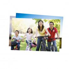 Papel Fotográfico Glossy Brilhante | 150g tamanho A4 | Pacote com 50 folhas