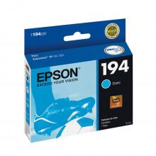 Cartucho de Tinta Epson T194220 T194 Ciano | Expression XP214 XP 214 XP204 XP 204 | Original 3ml