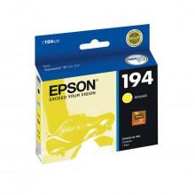 Cartucho de Tinta Epson T194420 T194 Amarelo | Expression XP214 XP 214 XP204 XP 204 | Original 3ml