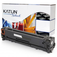 Toner Compatível com HP CE320A CB540A 128A 125A Preto | CM1415 CP1525 CP1215 CP1515 | Katun Select