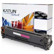 Toner Compatível com HP CE323A CB543A 128A 125A Magenta | CM1415 CP1525 CP1215 CM1312 | Katun Select