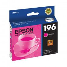 Cartucho de Tinta Epson T196320 T196 Magenta | XP101 XP201 XP214 XP401 XP411 WF-2532 | Original 4ml
