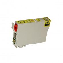 Cartucho de Tinta Compatível com Epson T196 T196420 Amarelo XP101 XP201 XP214 XP401 XP411 2532 13ml