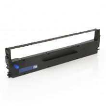 Fita para Impressora Matricial Epson LX-350 LX-300+ LX-300+2 Preta   Caixa com 1 Unidade Compatível