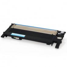 Toner Compatível com Samsung 406S CLT-C406S Ciano | CLP365W CLP365 CLP360 CLX3305 | Importado 1k