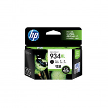 Cartucho de Tinta HP 934 934XL C2P23AL C2P23AN Preto | 6230 E3E03A 6830 E3E02A | Original 25ml