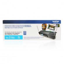 Toner Brother TN-316C TN316 Ciano | MFC-L8600CDW DCP-L8400CDN HL-L8350CDW | Original