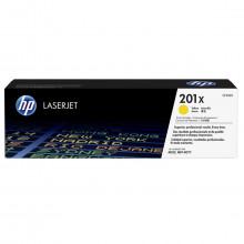 Toner HP CF402X Amarelo 201X | M252DW M277DW M252DW277DW | Original 2.3k