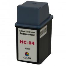 Cartucho de Tinta Compatível com HP 49 51649 51649A Colorido | 21ml