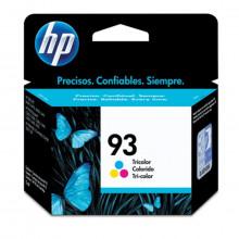 Cartucho de Tinta HP 93   C9361WB   Color   Original   5ml