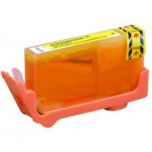 Cartucho de Tinta Compatível com HP 935XL Amarelo C2P26AL C2P26AN | Officejet 6230 6830 | 13ml