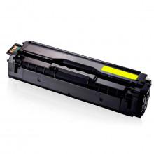 Toner Compatível com Samsung 504S CLT-Y504S Amarelo | CLP415NW CLX4195FN SL-C1810W | Importado 1.8k
